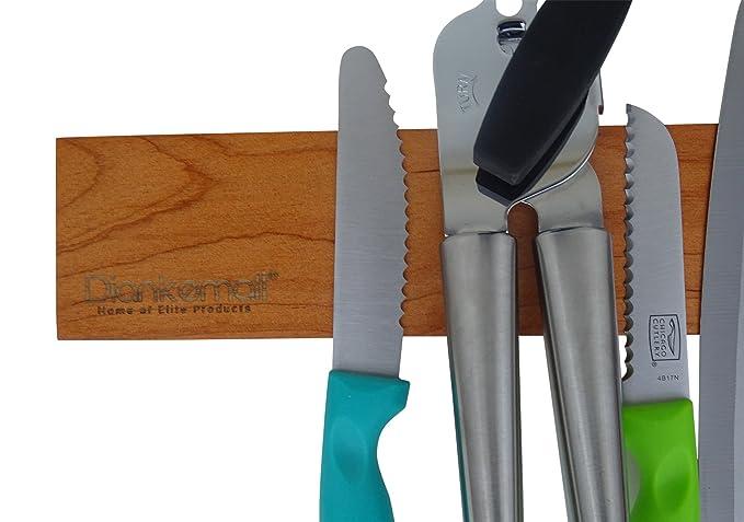 Amazon.com: Potente Soporte Magnético para Cuchillos | 16 ...