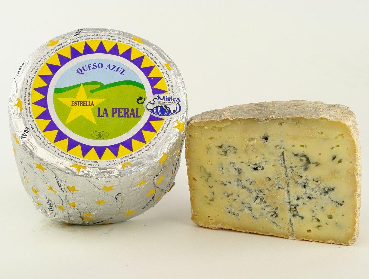 La Peral Blue Cheese 2 Lb. Wheel