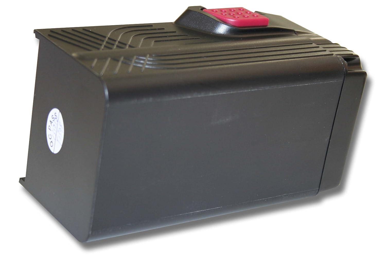 vhbw Li-Ion Batería 3000mAh (36V) para su herramienta electrónica Hilti TE 6-A36 AVR por Hilti B36, B36V.