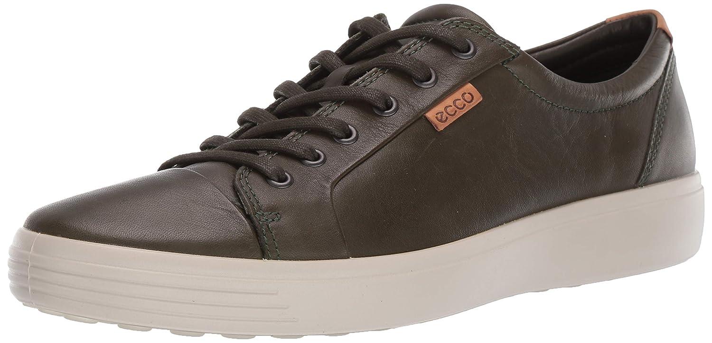 Deep Forest ECCO shoes Men's Soft 7 Lace Low