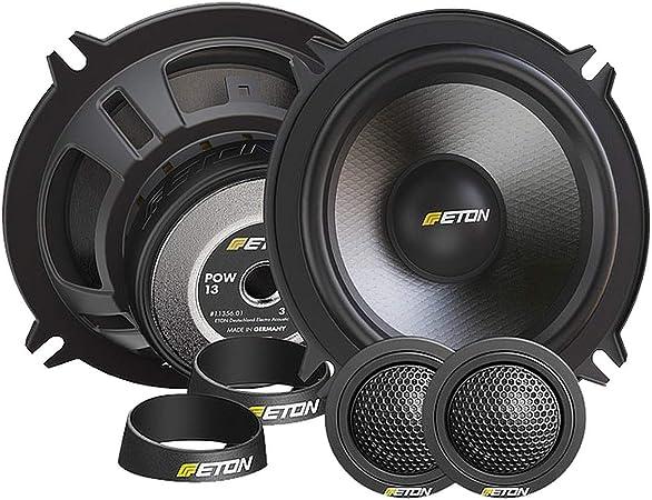 Eton Pow13 13cm 2 Wege Komponenten Lautsprecher 60 Elektronik