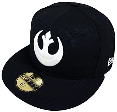 97bc23f1a0e4 New Era Rebel Alliance 59fifty Fitted Cap Special Limited Edition Star Wars  Mens