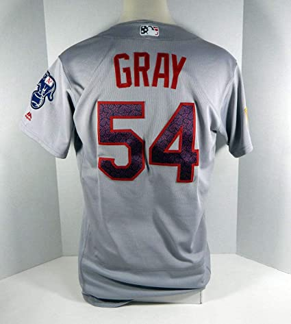 buy popular 56b66 cce25 sonny gray jersey