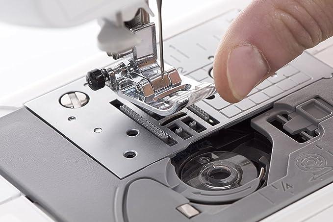 Brother CX70PE (Patchwork Edition) - Máquina de coser electrónica con 70 puntadas de costura (útiles, elásticas, decorativas), costura Automática, ...
