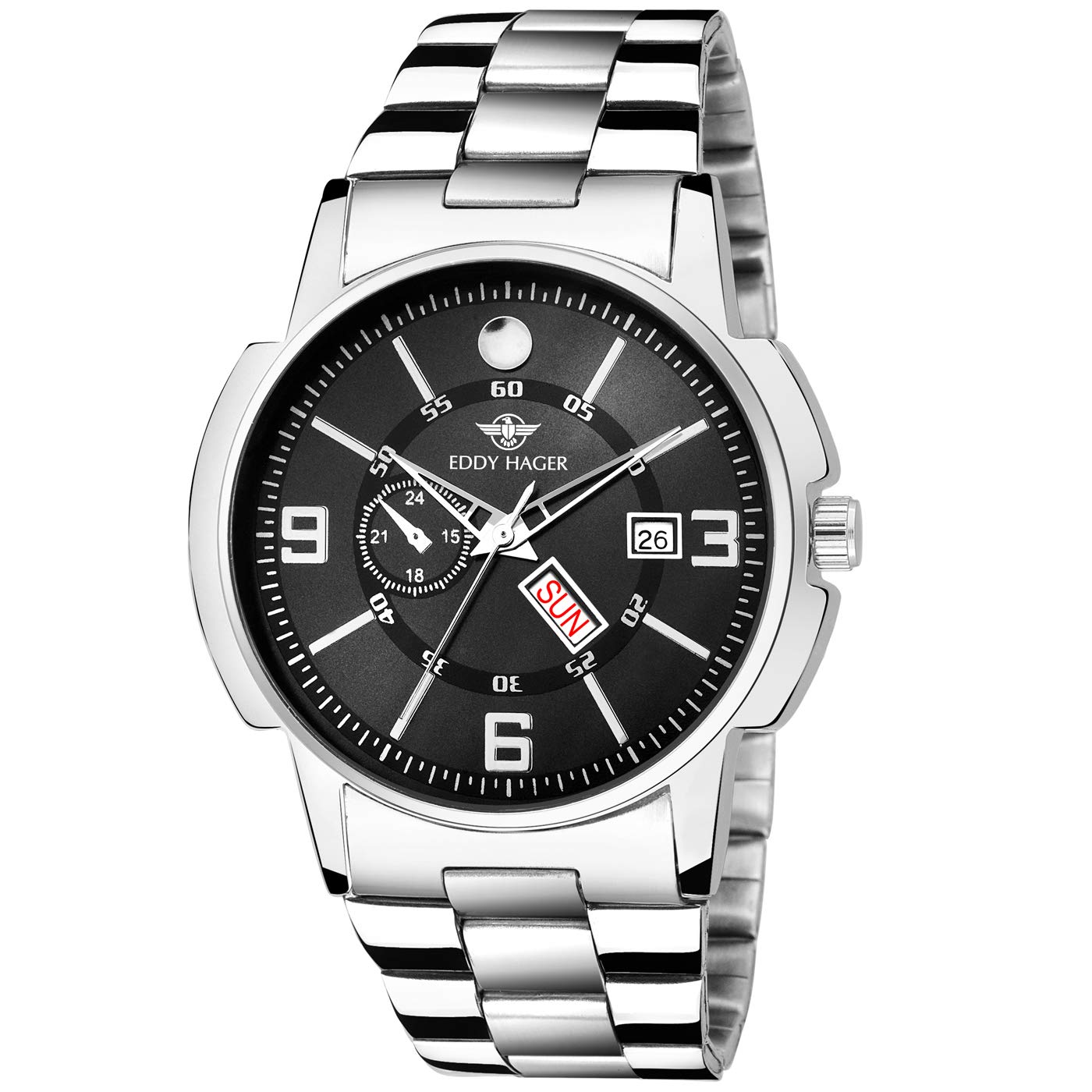 Eddy Hager Day and Date Men's Watch EH-226 product image