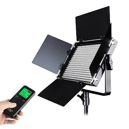 Viltrox Vl 40b Pro Photo 540pcs Led Studio Continuous Light Video