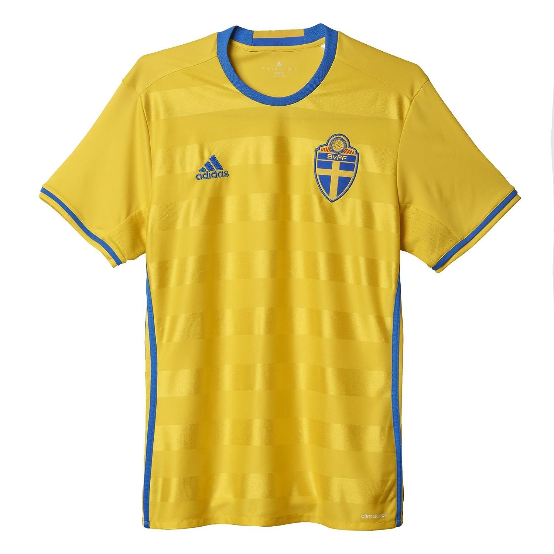 adidas Men's Sweden Home Jersey AI4748