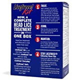 Licefreee Kit All-in-One Complete Lice Killing