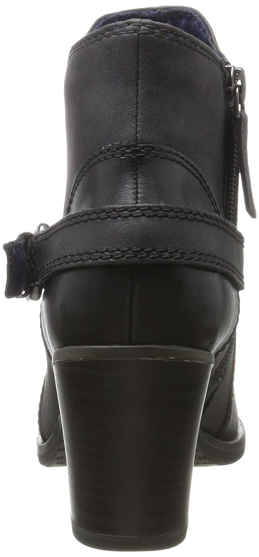 Tamaris Damen 25354 Stiefel (schwarz) Schwarz (schwarz) Stiefel f77538