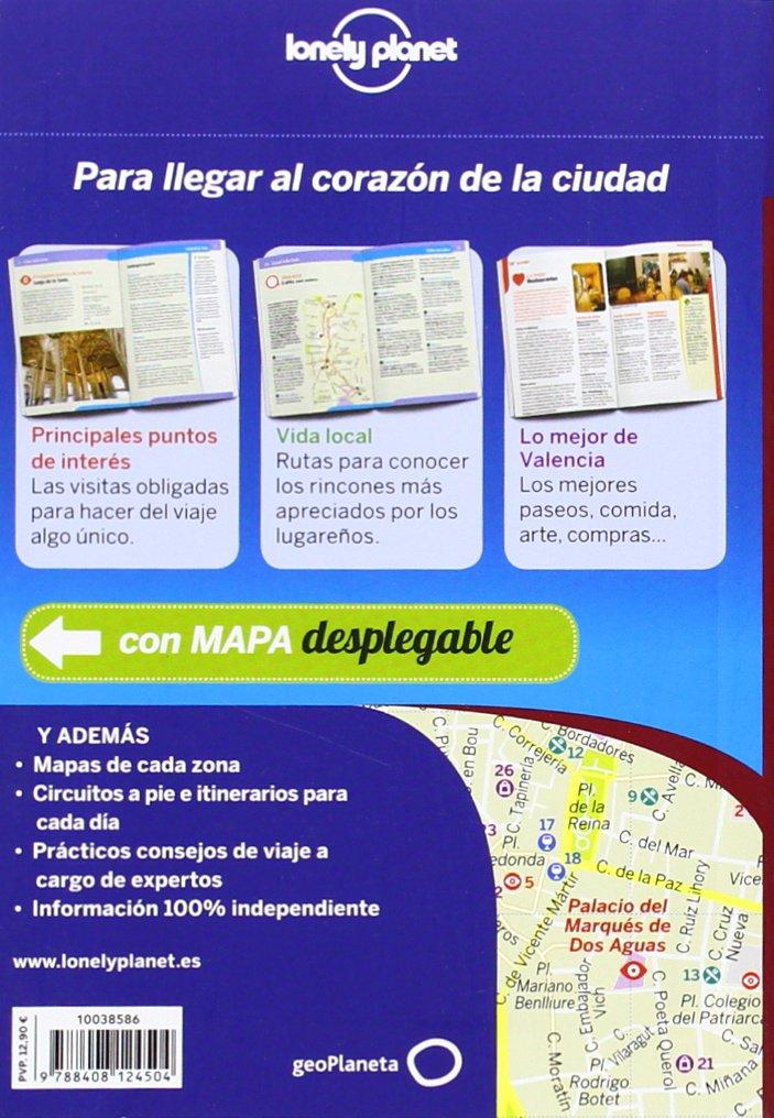 Valencia De cerca 2 (Guías De cerca Lonely Planet): Amazon.es: Ainhoa Boix Almerich: Libros