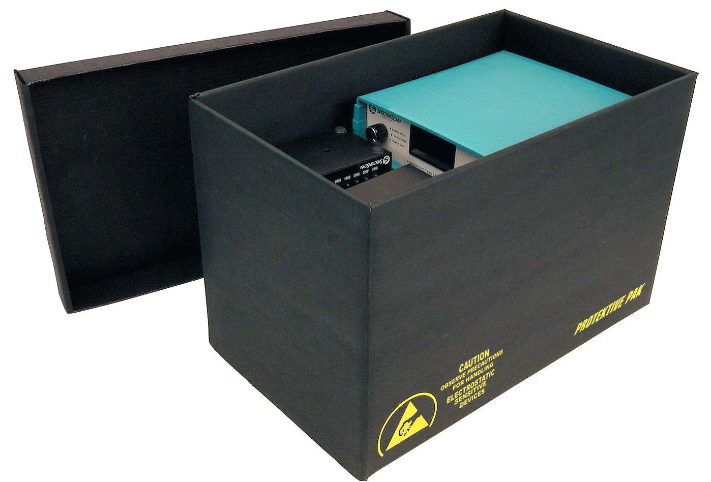17 Length x 9-7//8 Width x 7-1//4 Depth Protektive Pak 37500 5 Piece Storage Container and Lid Set