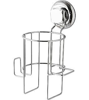 Compactor Bestlock Bath - Porta secador de pelo, acero