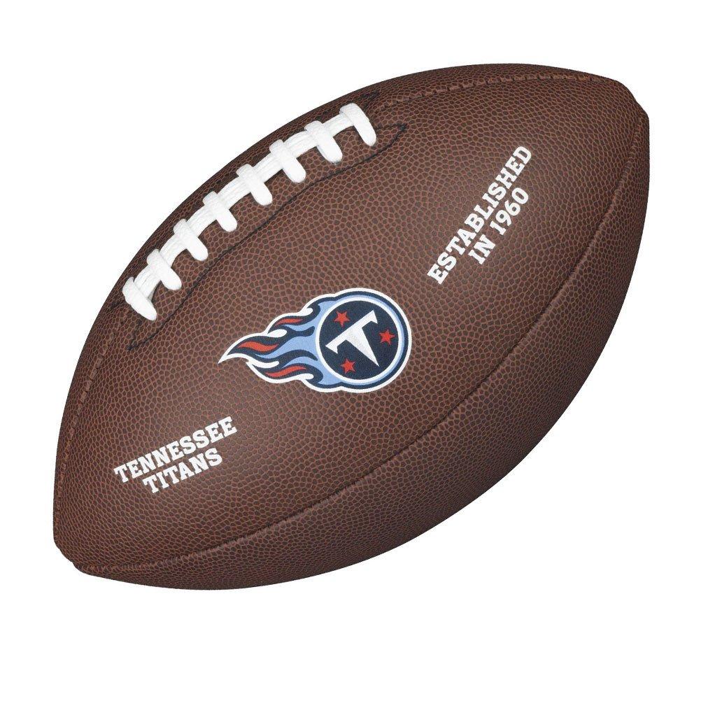 Wilson Tennessee Titans Licensed Full Size NFL Football