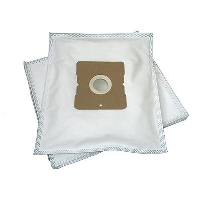10 x FILTATEX (V/1MiF) pour LG Electronics/Goldstar VCP862STN/vcp/v cp 862stn cocco