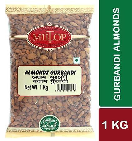 Miltop Gurbandi Almond, 1kg