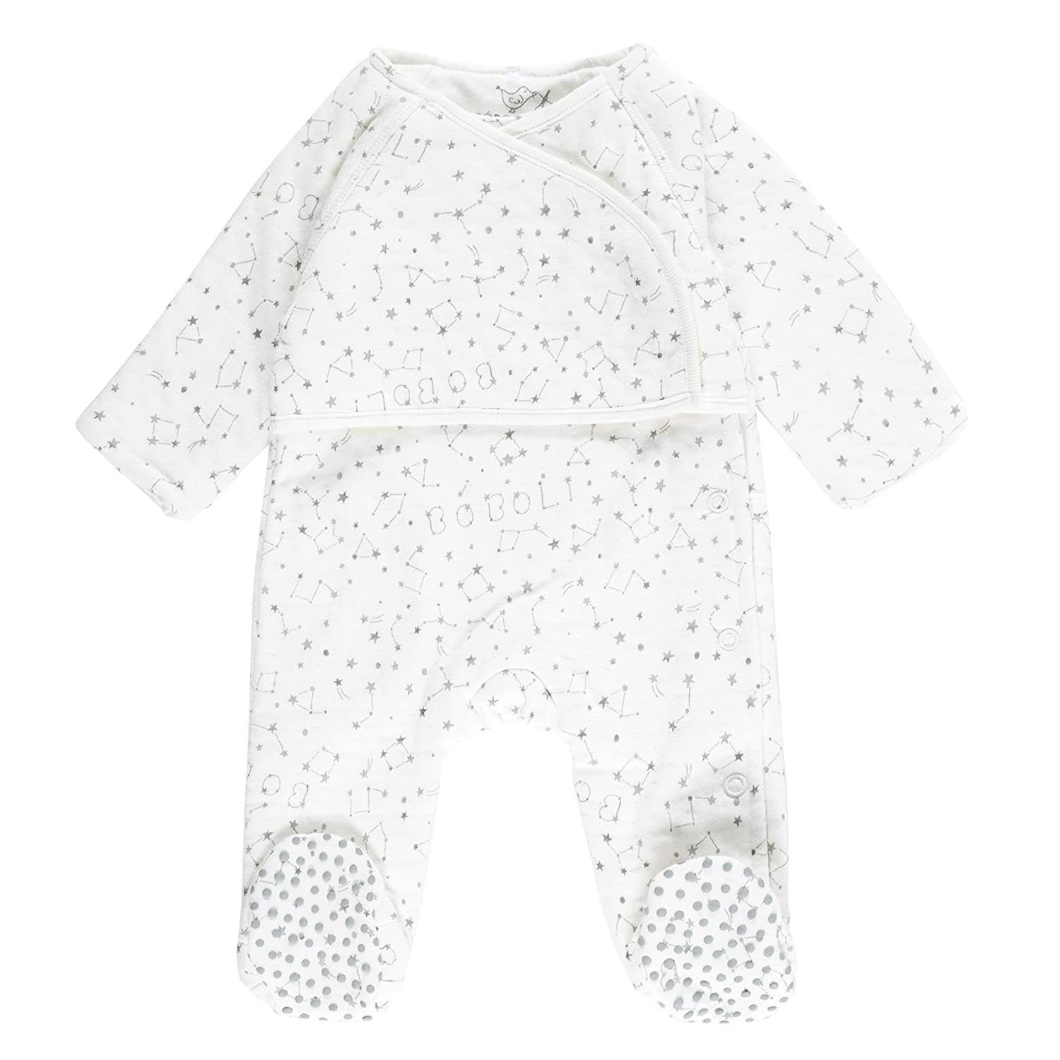 Boboli Unisex Knit Play Suit for Baby Strampler