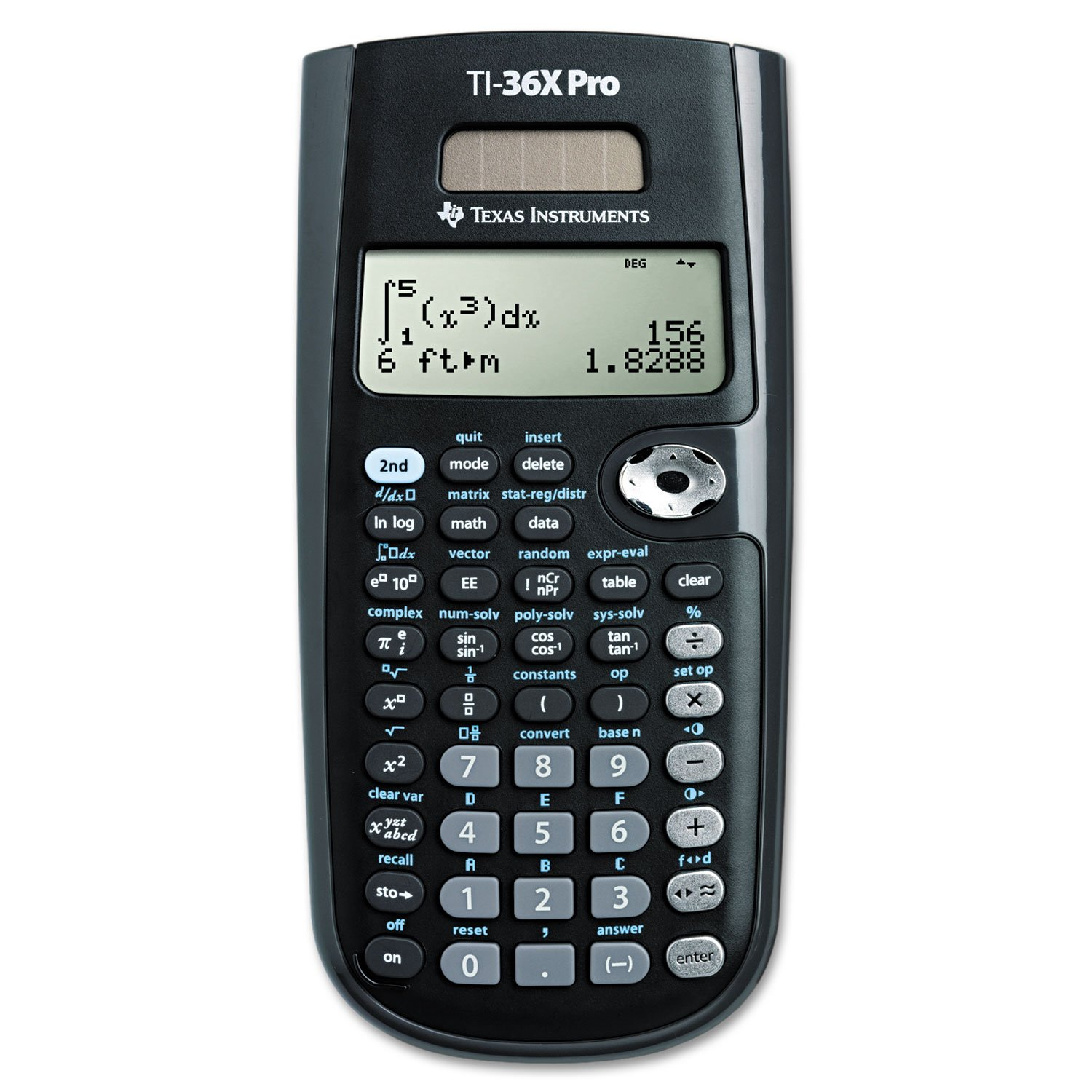 Texas Instruments TI36XPRO TI-36X Pro Scientific Calculator, 16-Digit LCD by Texas Instruments