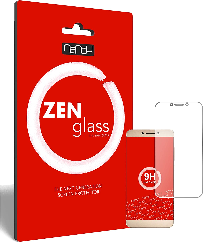 ZenGlass Nandu I Protector de Vidrio Flexible Compatible con LeEco Le S3 I Protector de Pantalla 9H: Amazon.es: Electrónica