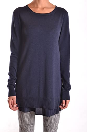 Dondup Mujer M931M473DM25897 Azul Lana Suéter