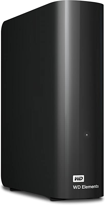 Western Digital 西部数据 WDBWLG0100HBK 桌面硬盘 10TB 5.6折$167.99 海淘转运到手约¥1245