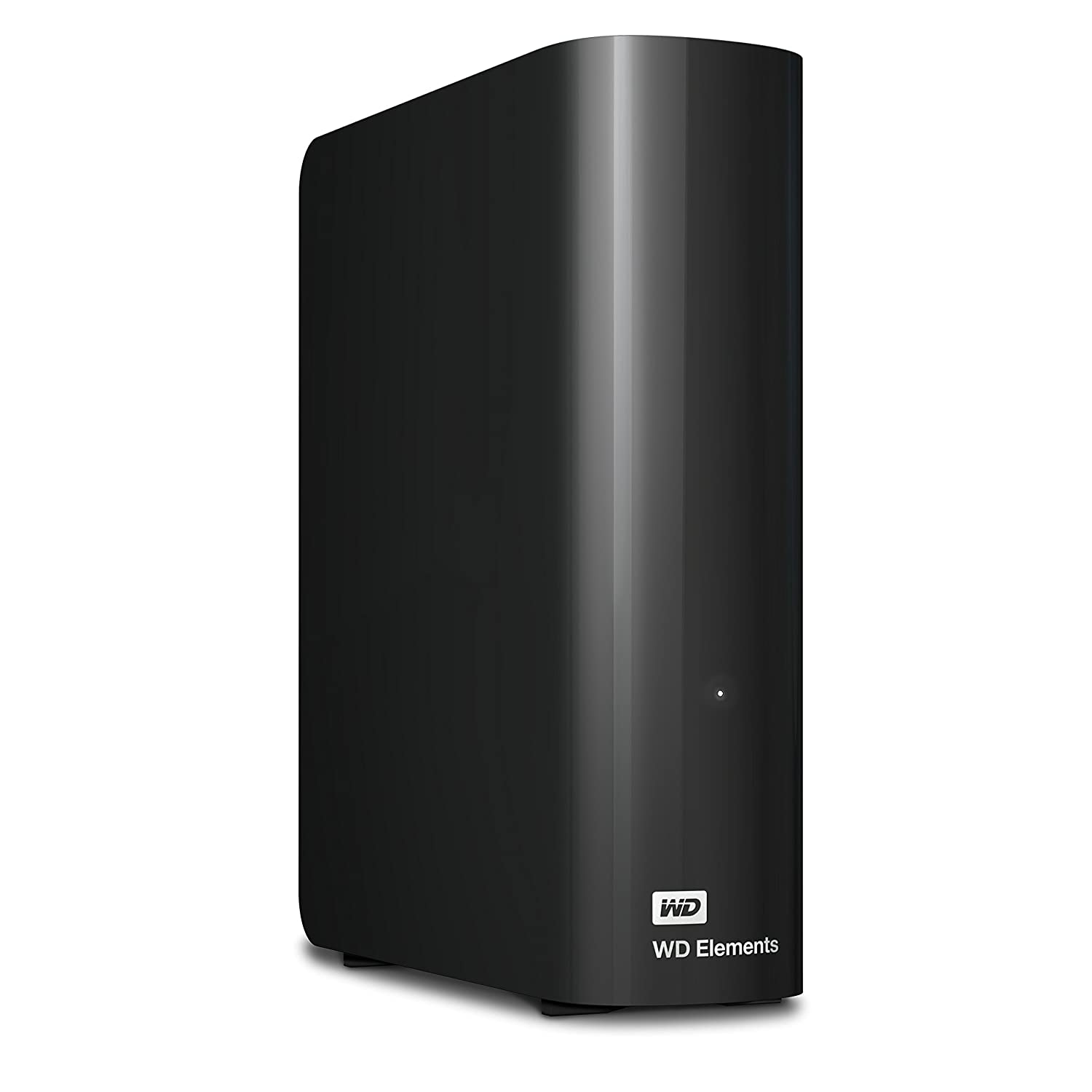 WD 10TB Elements Desktop Hard Drive - USB 3.0 - WDBWLG0100HBK-NESN Western Digital