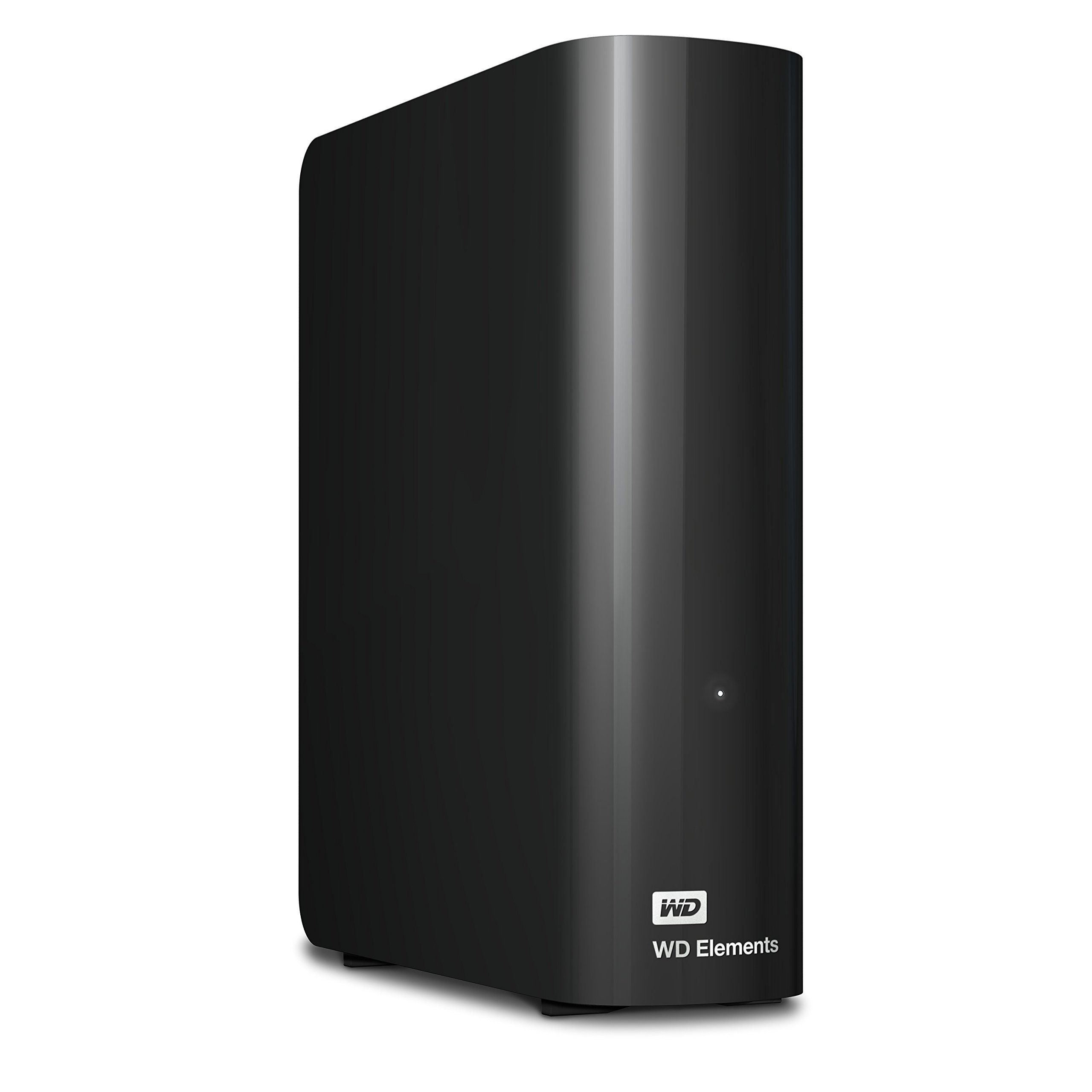 WD 10TB Elements Desktop Hard Drive - USB 3.0 - WDBWLG0100HBK-NESN by Western Digital