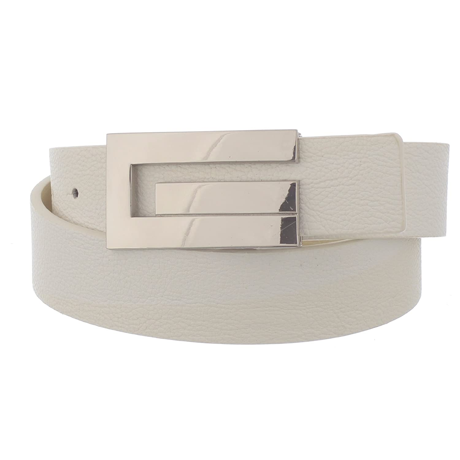Xcessoire Boys School Uniform Belt with G styled Buckle LANB_BCKL