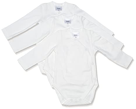 Twins unisex baby-body manches longues 0e55222772d