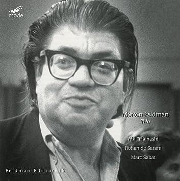 amazon morton feldman trio morton feldman 室内楽 器楽曲 音楽