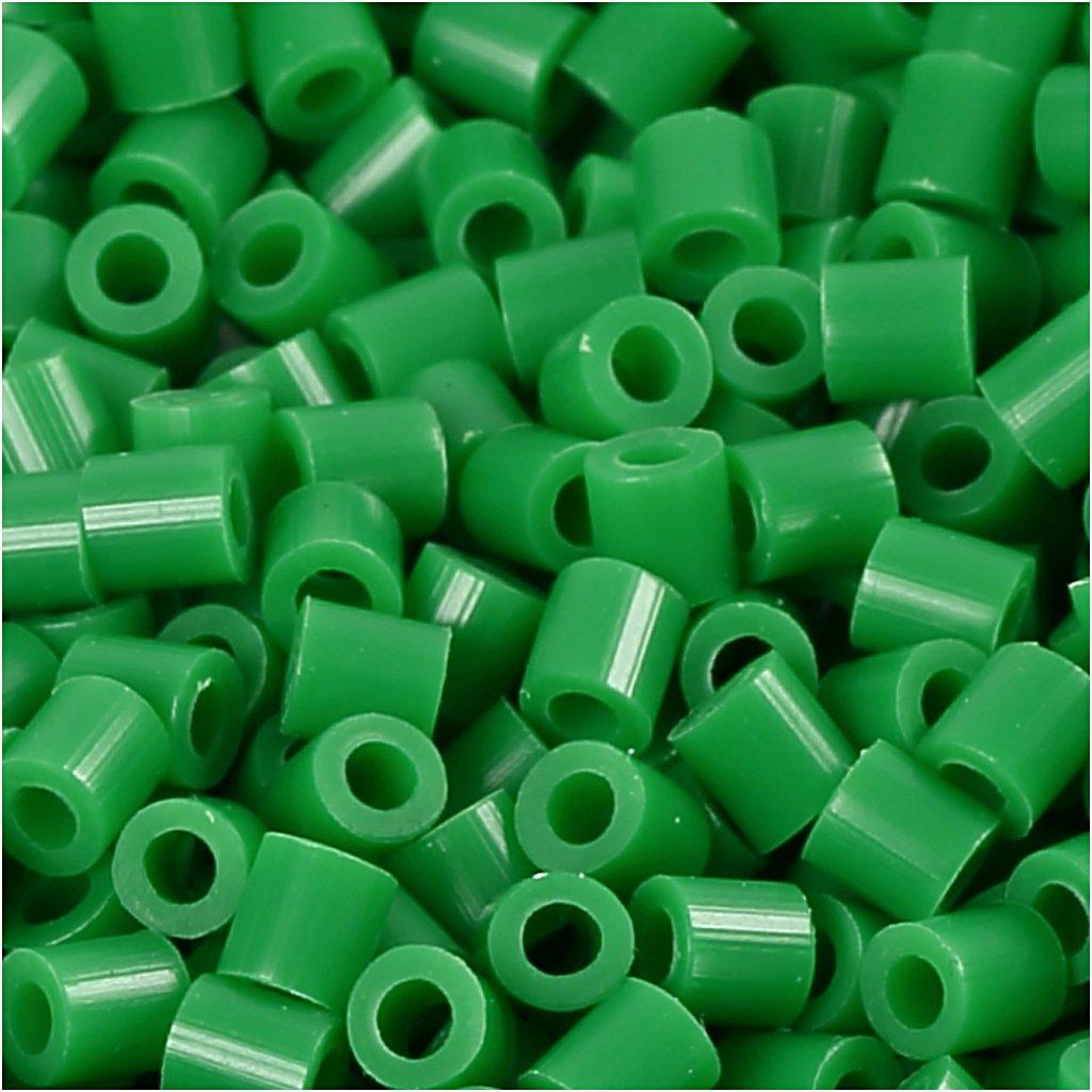 pl/ástico efco/ 5/x 5/mm n/úmero 16/Verde /Perlas de Fotos 1100-piece