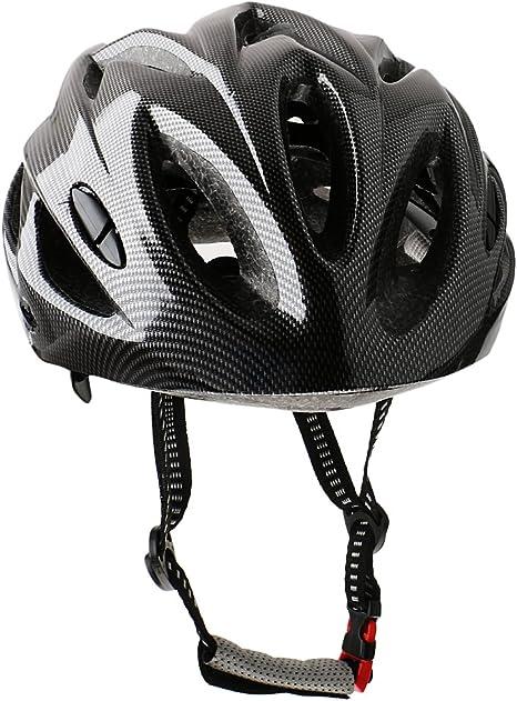 CASCO BICICLETTA RADHELM Casco di protezione casco bicicletta da corsa MTB BICICLETTA BIKE CASCO CASCO Skater