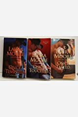 Silver Creek Trilogy - Once Tasted, Once Tempted, and Once Touched Mass Market Paperback