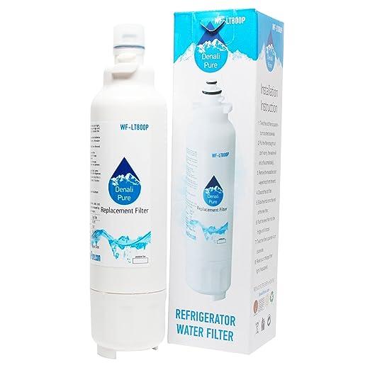 Reemplazo LG adq73613401 nevera filtro de agua - Compatible con LG ...