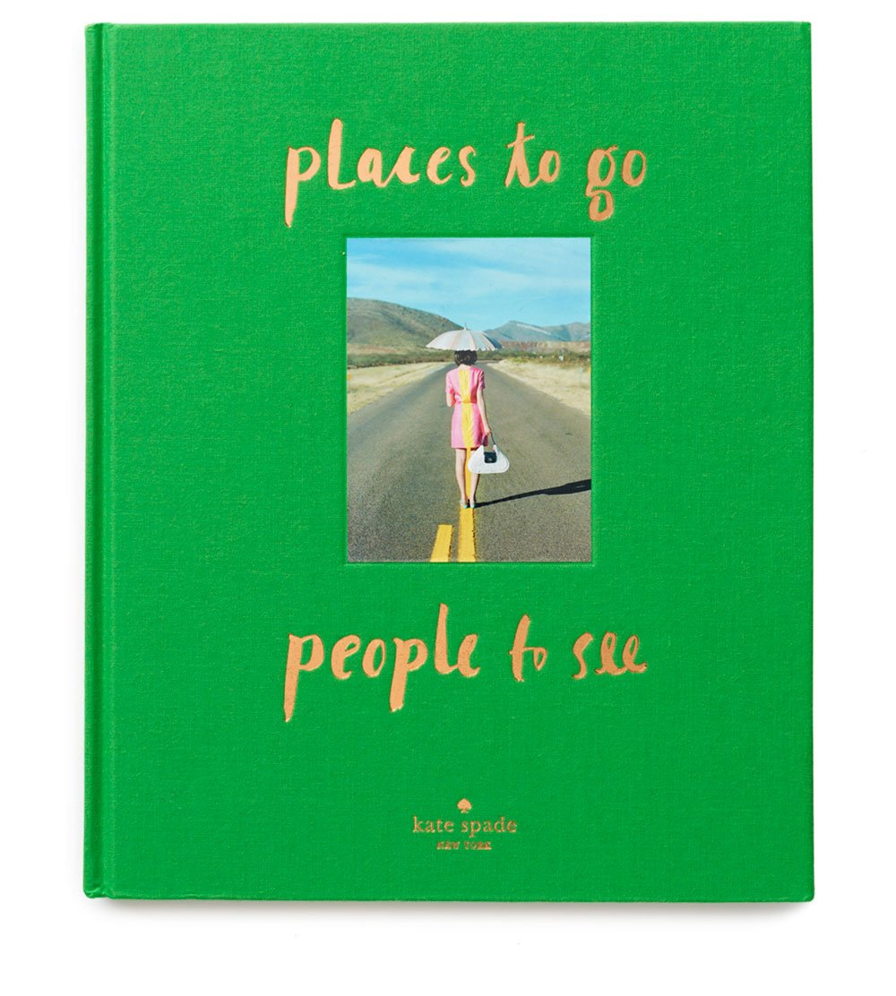 Kate spade new york places to go people to see kate spade new kate spade new york places to go people to see kate spade new york 9781419713927 amazon books geotapseo Image collections