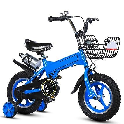 XBNH Bicicleta para Niños 2-3-4-5-6-8-