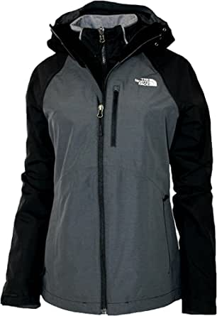 The North Face Women'S Cinder Triclimate 3 in 1 Ski Jacket TNF Black (XSmall)