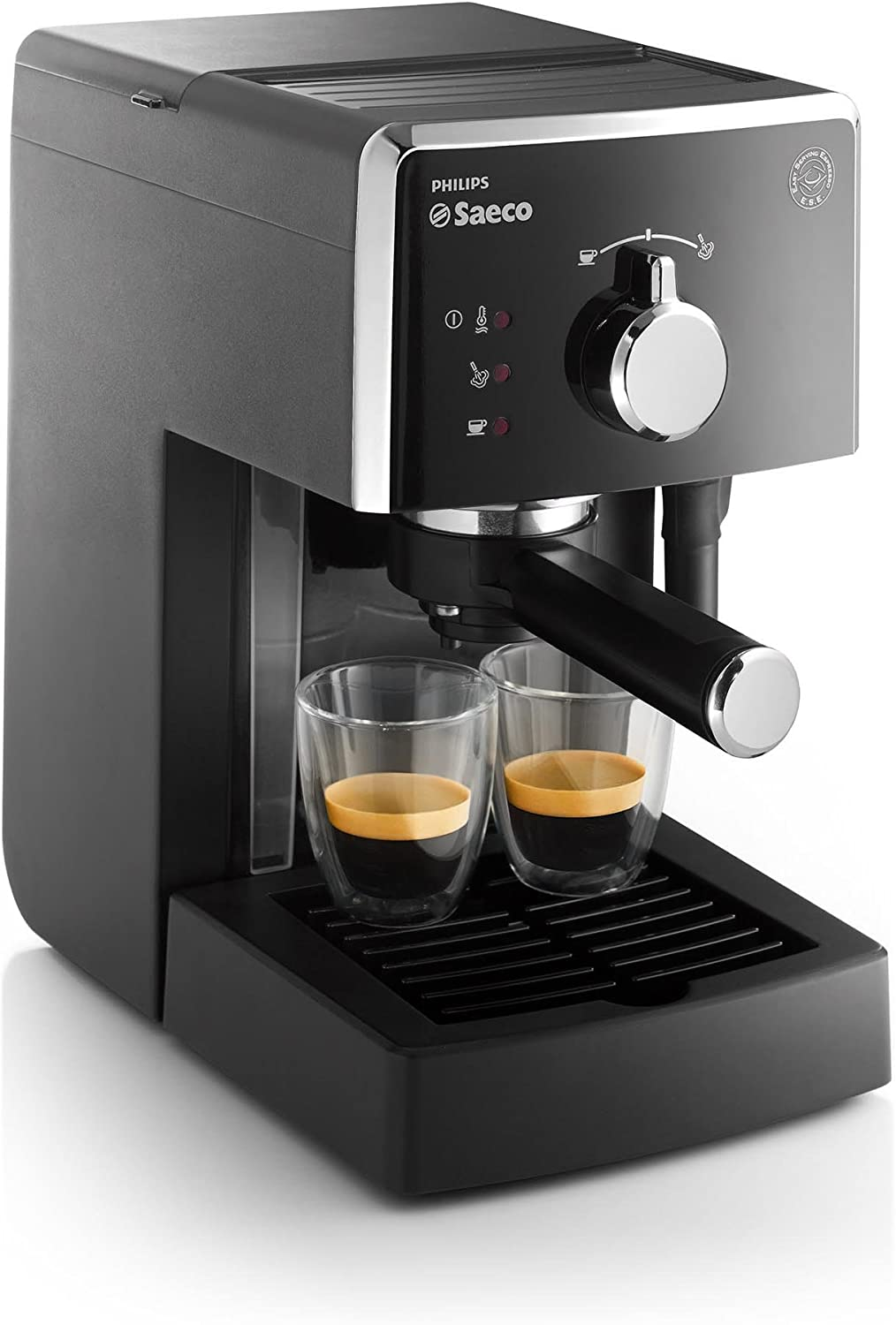 Saeco HD8423/11 - Máquina de café espresso manual, 950 W, color ...