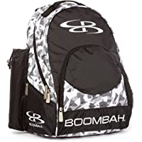 "Boombah Tyro Baseball/Softball Bat Backpack - 20"" x 15"" x 10"" - Stealth Camo Series - 8 Color Options - Holds 2 Bats up…"