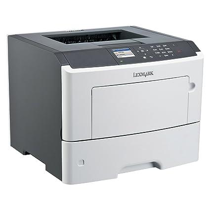 Lexmark MS610dn Printer Drivers for Windows Mac
