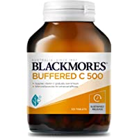 Blackmores Buffered C (500Mg), 120ct