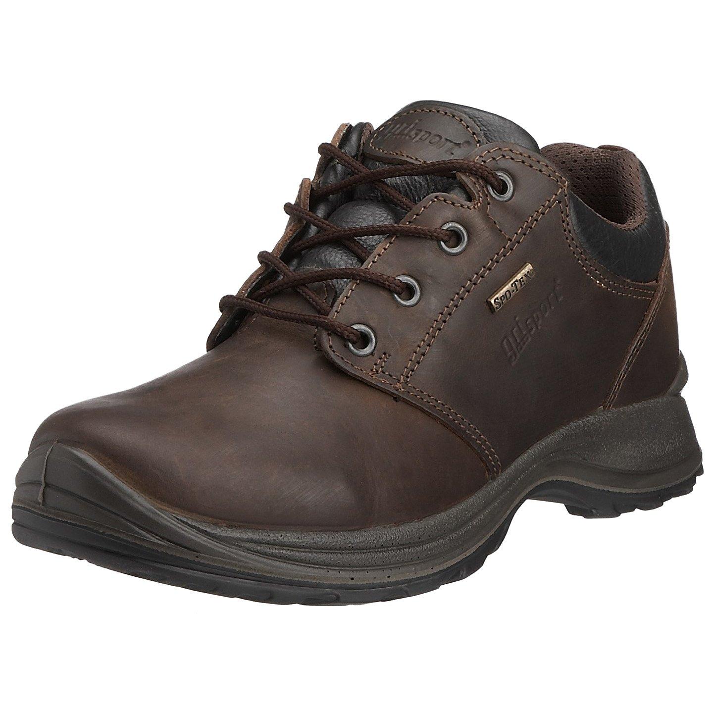 Grisport Exmoor, Zapatillas de Senderismo para Hombre 43 EU|Marrón