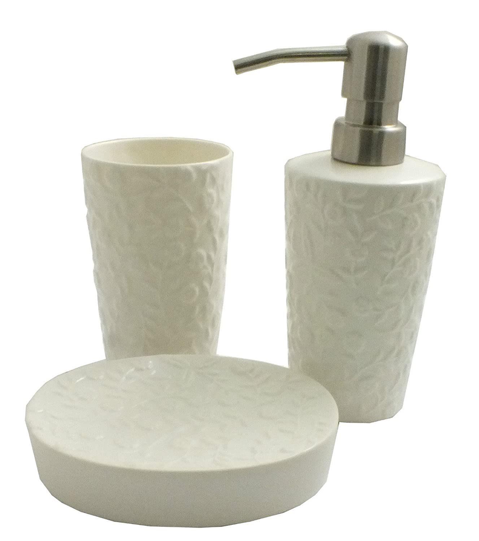 Alisa Cream Labrazel Luxury Bath Accessories Bathroom Typical Sets ...