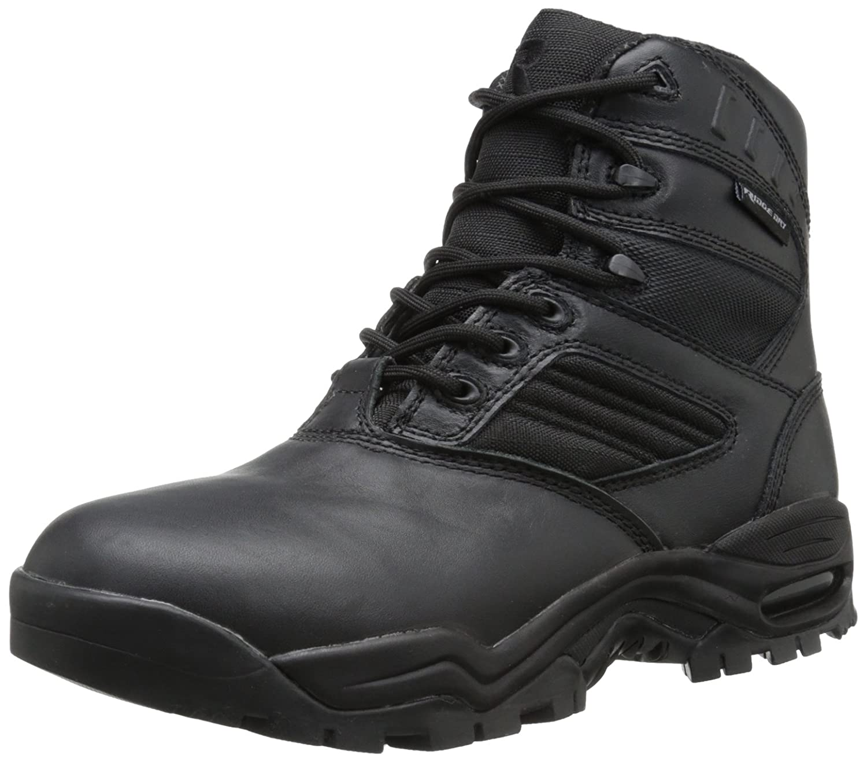 [Ridge Footwear] メンズ ブラック B0076AKUWK