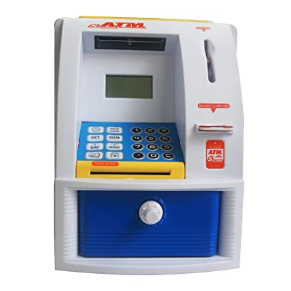 Buy Generic Personal Battery Operated Atm Machine Toy With