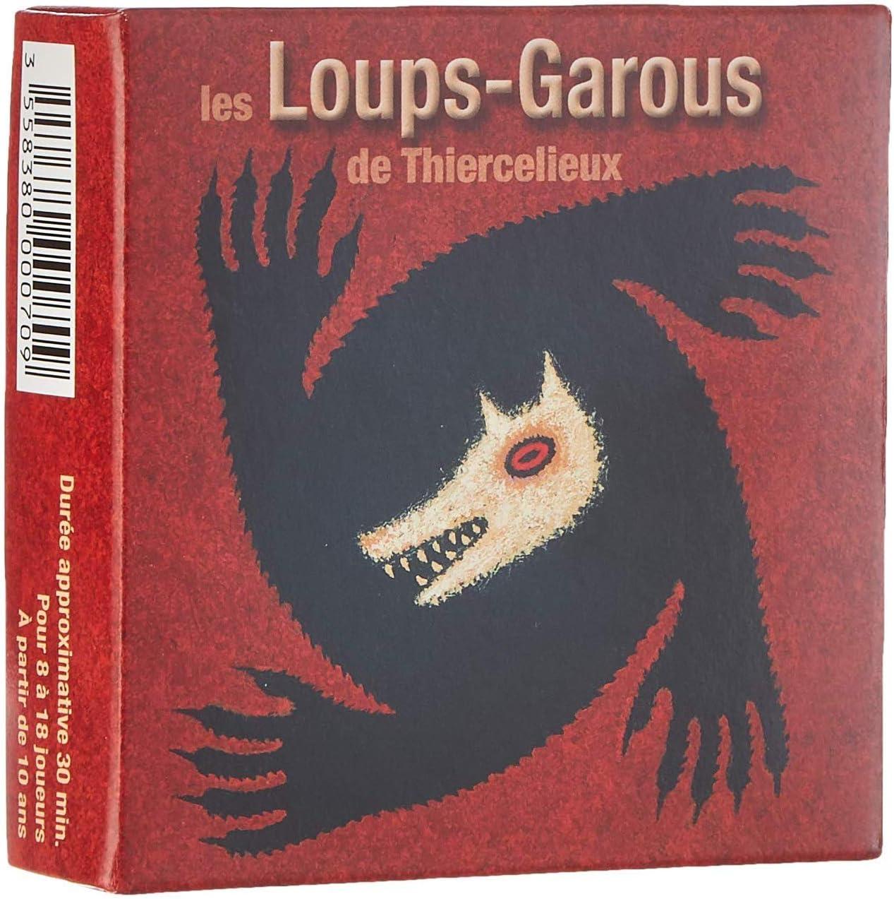Asmodée - Jugo de mesa Les Loups - Garous de Thiercelieux ...