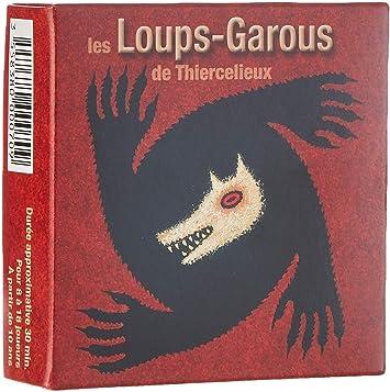 Asmodée - Jugo de mesa Les Loups - Garous de Thiercelieux [Importado de Francia]: Amazon.es: Juguetes y juegos
