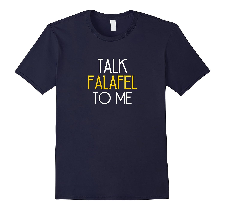 Funny Falafel T Shirt - Food Humor Tee-FL
