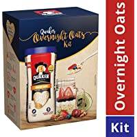 Quaker Overnight Oats Kit, 700g
