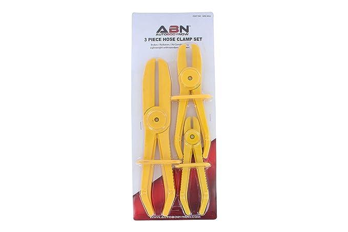 Amazon.com: ABN, 3 unidades, abrazadera para manguera de ...
