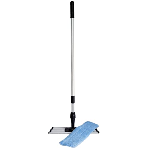 Extendable Handle U2013 Yes. Microfiber Pad U2013 Yes. For All Of Your Dry,  Pre Cleaning Needs, This Is The Best Mop For Hardwood Floors On Our List.